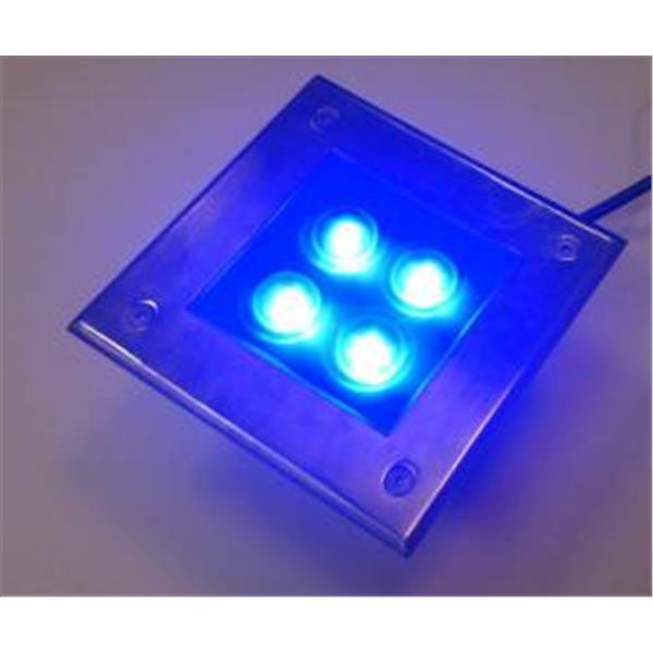 LED 4W 方形地底燈