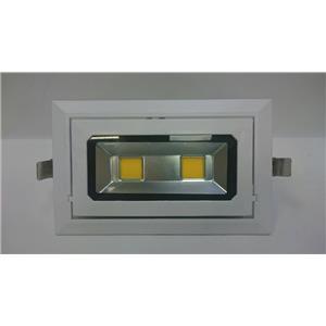36W 長型崁燈