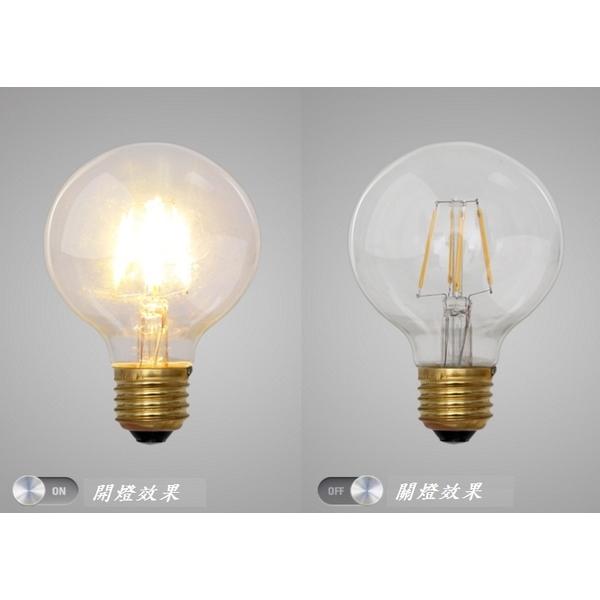 G45 4W 類鎢絲LED