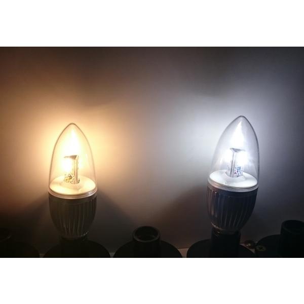 3W LED E14 水晶燈