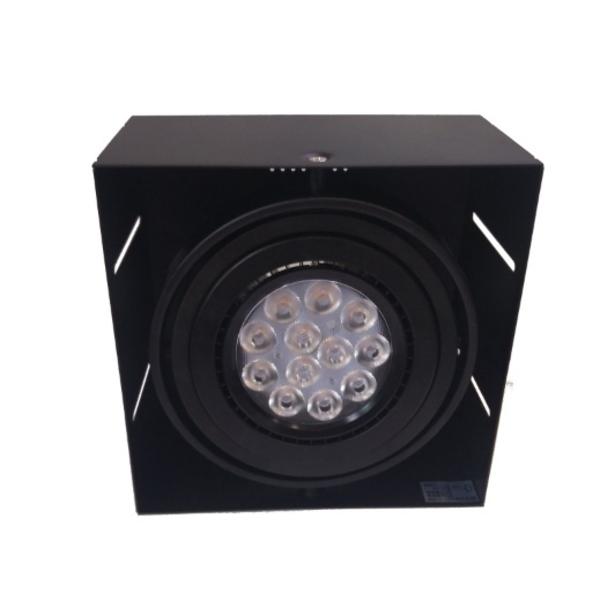 無邊框盒燈
