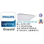 飛利浦LED平板燈RC092V