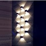 戶外可調角度壁燈