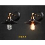 工業風壁燈