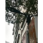 商業區路燈
