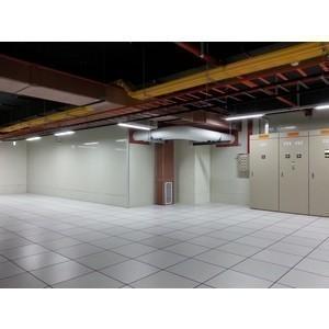 鋁地板機房完工