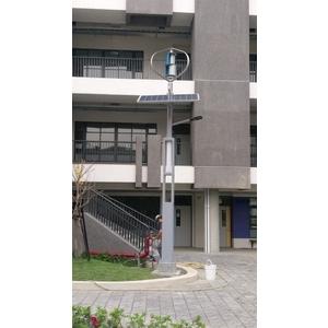 豪華型風光互補路燈-安捷照明科技有限公司-台中