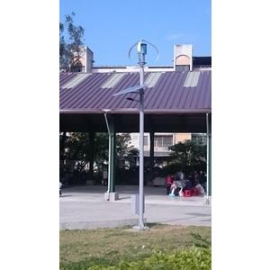 標準型風光互補路燈-安捷照明科技有限公司-台中