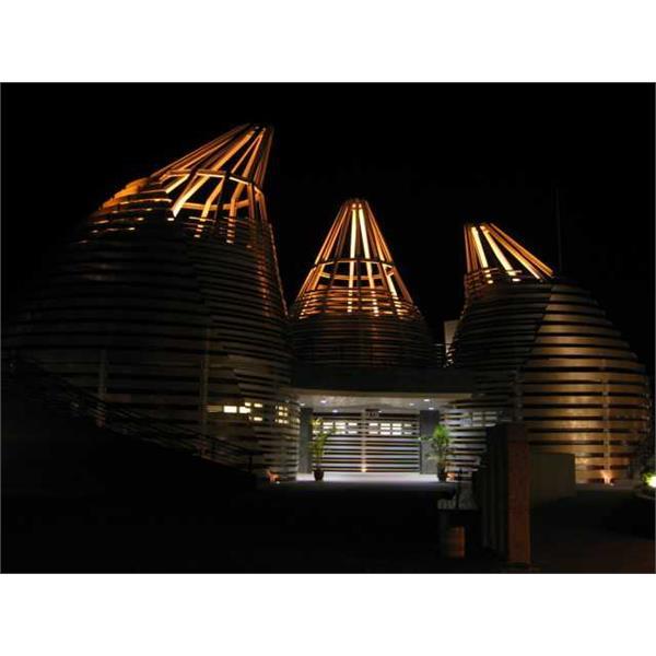 建築外觀LED照明-安捷照明科技有限公司-台中