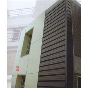 外牆裝飾格柵-雅固婷金屬建材有限公司-新北