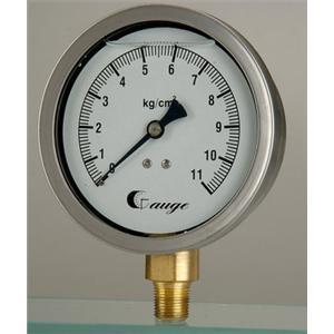 充油半鋼壓力錶-亞帝國際有限公司-台北