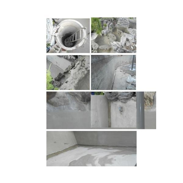 景觀魚池防水-勇茂工程有限公司-台中