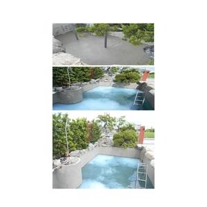 景觀魚池防水