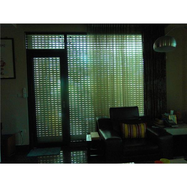向陽_雷巴型內掛式捲窗-白陽通有限公司-台南
