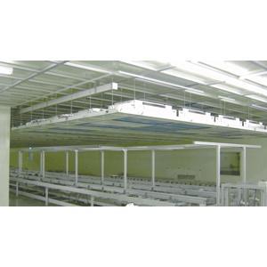雙層式天花板