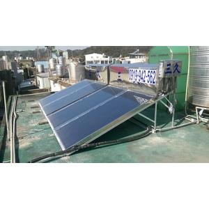 三久太陽能熱水器2