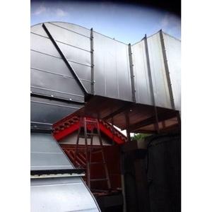 圓山大飯店-圓苑廚及金龍廚房排煙設備噪音改善8