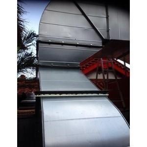 圓山大飯店-圓苑廚及金龍廚房排煙設備噪音改善9