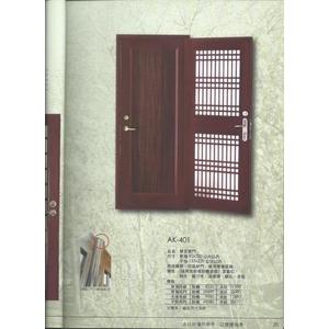 雙玄關門-太原企業社-苗栗