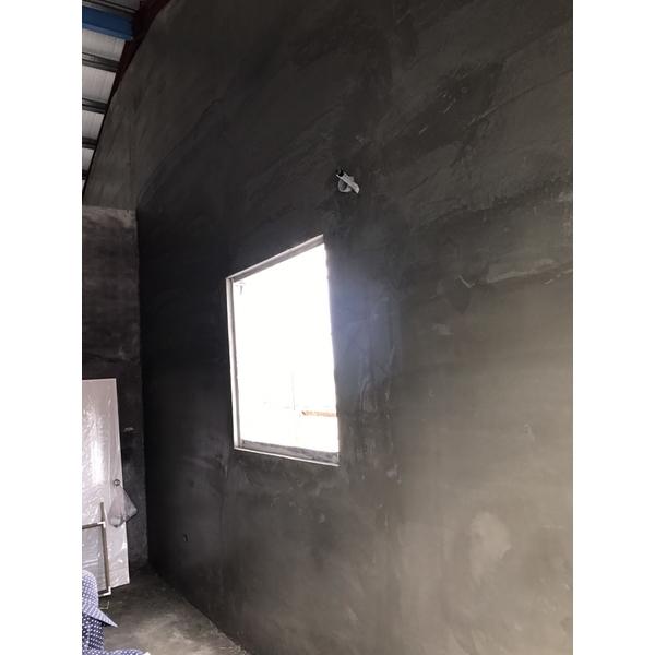 鐵皮屋磚牆隔間泥做7-億達工程行-台南