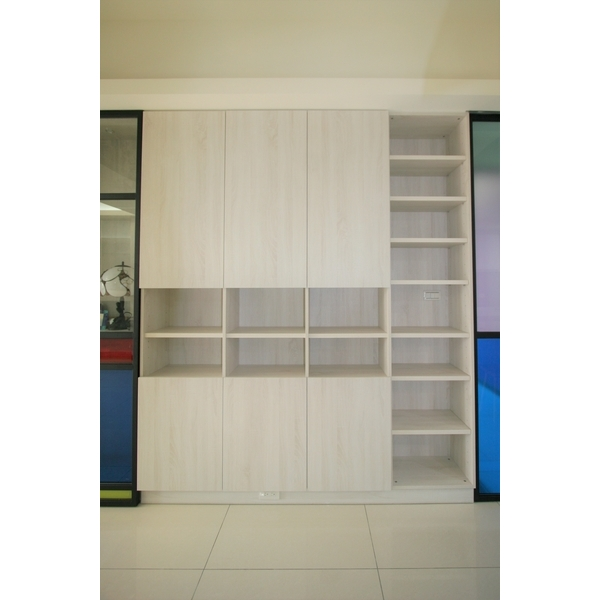 系統櫥櫃01