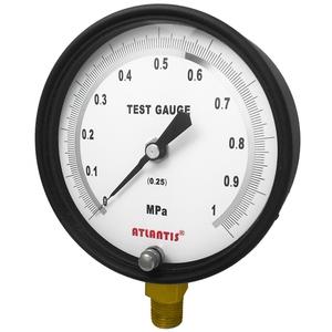 高精度鋁合金壓力錶   TPG-AL-昶特有限公司-台北