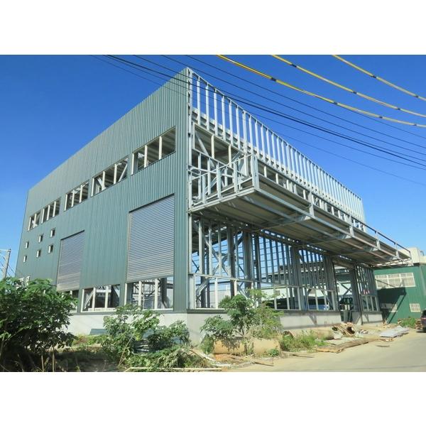 鋼構工程-和晉工程行-彰化