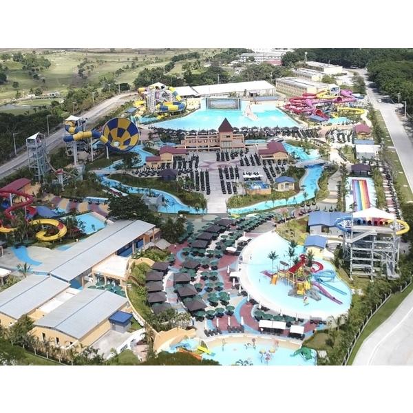 菲律賓水上樂園全景-巴比倫泳池有限公司-台中