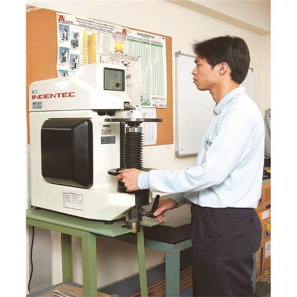 檢驗設備-硬度試驗機-東信輕金屬股份有限公司-台南