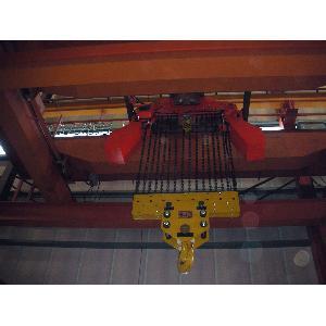 40噸電動鏈條吊車