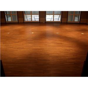 緬甸柚木拼板指接實木地板-金萬隆有限公司-台中