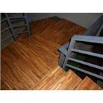 新莊紐約展館樓梯