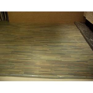 複合300條緬甸柚木油推木地板