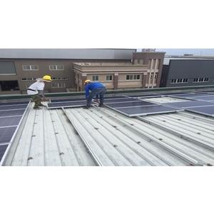 太陽能光電(中華電信+防颱鋼板)