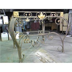 鍛鐵造型桌-銅拓有限公司-新北