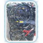 雙層腳踏車架.腳踏車位架.腳踏車停放架.自行車停放架